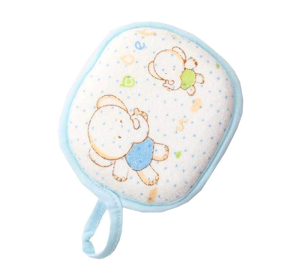 パイプライン検索オート赤ちゃんの柔らかい肌のフルーツの形に適した赤ちゃんのバススポンジ