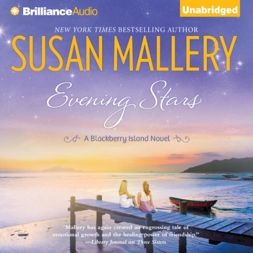 Evening Stars audiobook cover art