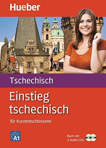Einstieg tschechisch: für Kurzentschlossene / Paket: Buch + 2 Audio-CDs