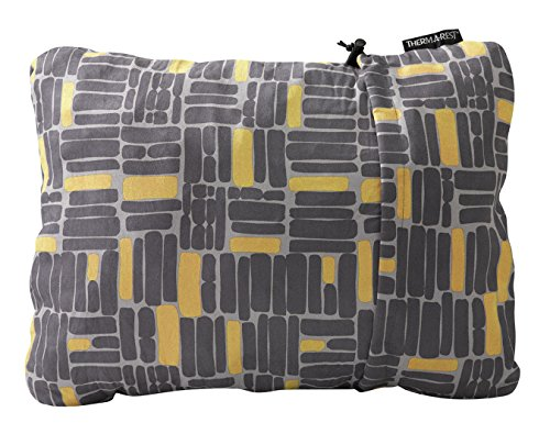 Therm-a-Rest Compressible Travel Pillow for Camping, Backpacking,