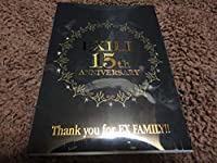 EXILE15th ANNIVERSARYフォトブック+フォトカードEX FAMILY