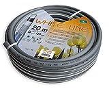 Bradas WL3/430 Gartenschlauch White line 5 Schichten, 30 m, 3/4 Zoll, Grau, 20x20x10 cm