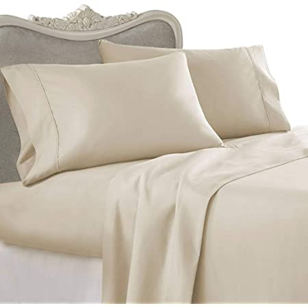 Details about  /Full Size 6 pc sheet Set 1000TC Egyptian Cotton Pocket Depth New Striped Colors