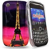 Accessory Master 5055403832722 - Funda para BlackBerry curve 8520, color Negro