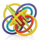 Nûby - Mordedor Juguete Lots-A-Loops - 6M+