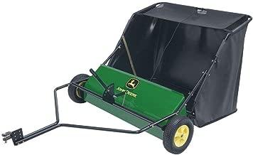 john deere lawn mower dethatcher