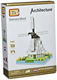 LOZ Building & Construction 9363 Windmill Building Blocks (260 Piece)