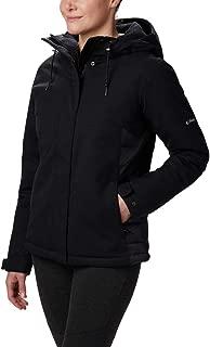 Women's Boundary Bay Hybrid Short Jacket, Waterproof & Breathable