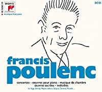 Un siecle de musique fracaise: Francis Poulenc by Various