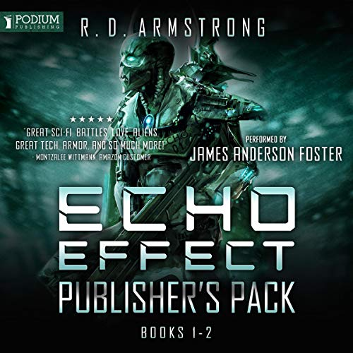 Echo Effect: Publisher's Pack (Books 1-2) cover art