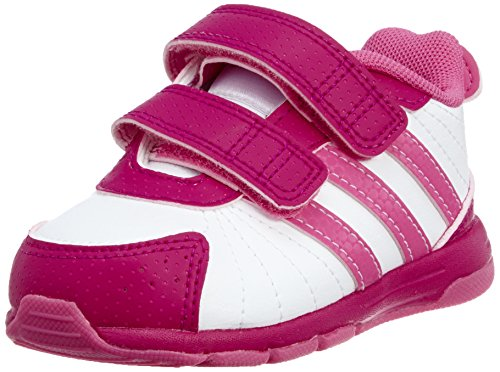 adidas Zapatillas Snice 3 CF I Blanco/Fucsia EU 22