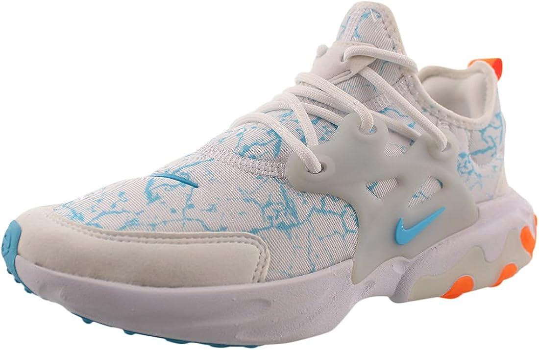 Nike React Presto (gs) Big Kids Casual Running Shoes Bq4002-012
