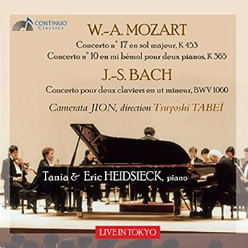 Mozart & J. S. Bach