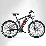 Fangfang Vélos électriques, Vélo électrique de Montagne for Hommes Adulte, vélos électriques...
