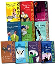 A Jeeves and Wooster Series Collection P G Wodehouse 10 Books Set Pack (The Inimitable Jeeves; Much Obliged, Jeeves; Ring for Jeeves; Thank You, Jeeves; The Mating Season; Joy in the morning; carry on, Jeeves; Aunts Aren't Gentlemen and more) (A Jeeves a