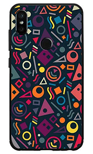 CaseRepublic Printed Back Cover Case Compatible for Xiaomi