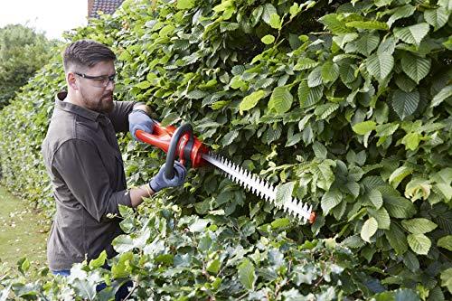 Flymo EasiCut Cordless 20 V Li Hedge Trimmer, 20 V Li-Ion Battery, 50 cm Blade Length