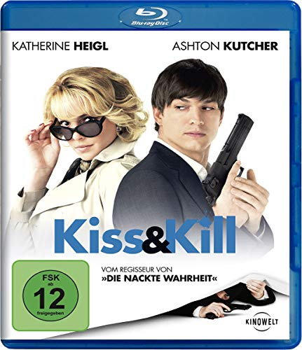 Kiss & Kill [Blu-ray]