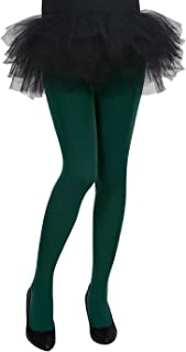 Best forest green tights Reviews