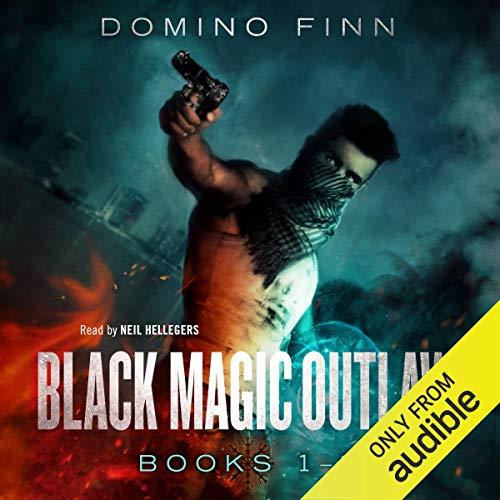 Black Magic Outlaw, Books 1-3 Titelbild