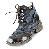 TMA Damen Winter Boots 5188 Perlschwarz 37