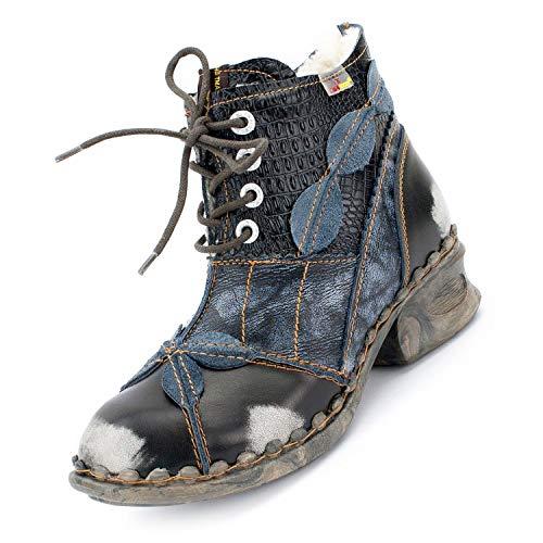 TMA Damen Winter Boots 5188 Perlschwarz 38