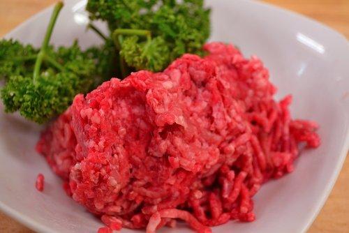 【牛・豚】合挽き肉 1900g(1。9�`) 【 ハンバーグ 麻婆豆腐 料理 に 豊富な レシピ で 調理 可能業務用 にも ★】