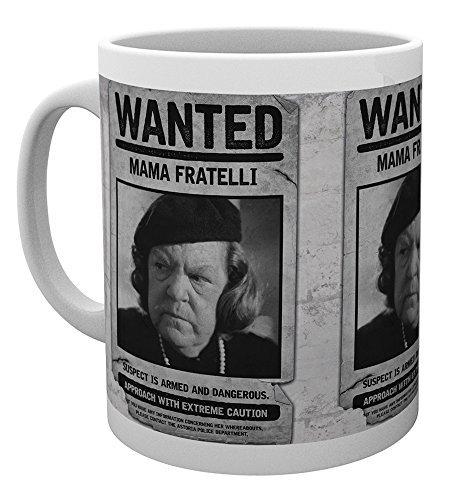 The Goonies Mama Fratelli Wanted Mug