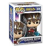 Lotoy Funko Pop Animation : Saint Seiya - Pegasus Seiya 3.75inch Vinyl Gift for Anime Fans Model...