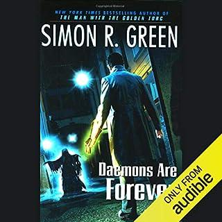 Daemons Are Forever audiobook cover art