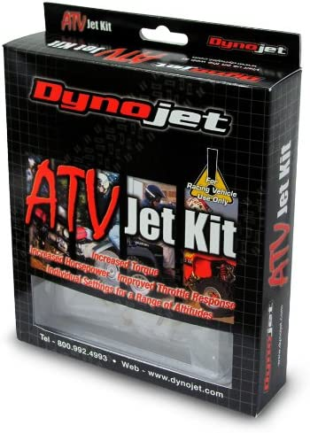 Dynojet Q218 Free shipping anywhere in the nation Jet Kit KFX400 05-06 for 2021