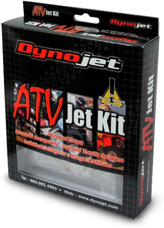 Dynojet Q107 Jet Kit für TRX400EX 92–08 B0043M6BMW  Bekannt für seine hervorragende Qualität    | Die Farbe ist sehr auffällig