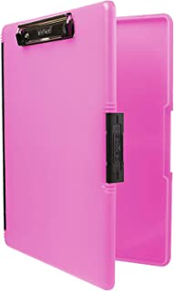 Best pink clipboard with storage Reviews
