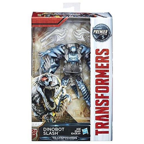 Hasbro Transformers C1323ES0 - Movie 5 Premier Deluxe Dinobot Slash, Actionfigur