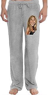 Jennifer Aniston Men's Sweatpants Lightweight Jog Sports Casual Trousers Running Training Pants