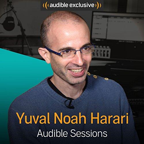 Yuval Noah Harari cover art