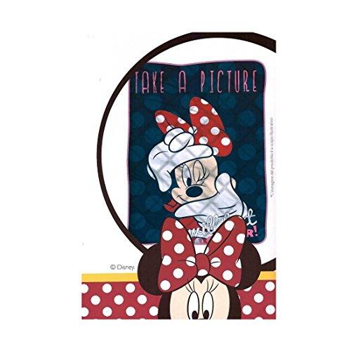 T & F Trapuntino Minnie Singolo Disney Minnie Disegno PA01