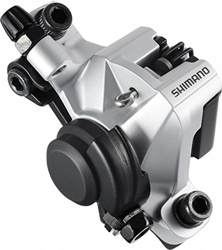 Shimano BR-M375, Pinza Anteriore/Posteriore Meccanica