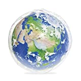 "Bestway Wasserball ""Earth Glowball"" mit LED-Licht 61 cm"