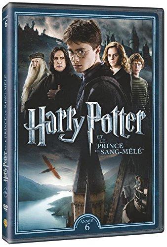 Harry Potter et le Prince de Sang-Mêlé - Année 6 - Le monde des Sorciers de J.K. Rowling - DVD