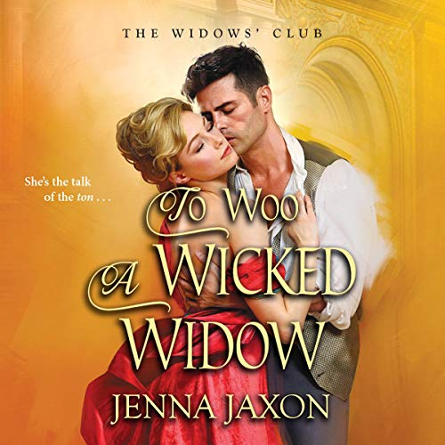 To Woo a Wicked Widow cover art