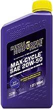 Royal Purple 1316 MAX CYCLE 20W50 Oil, 1 Quart