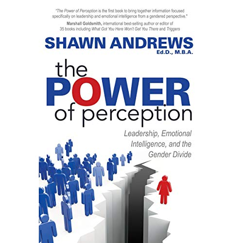 The Power of Perception: Leadership, Emotional Intelligence, and the Gender Divide audiobook cover art