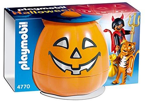 PLAYMOBIL® 4770 - HalloweenSet Tigerchen und Teufelchen
