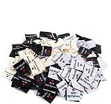 150 etiquetas de tela hechas a mano para ropa, etiquetas de tela, hechas a mano...