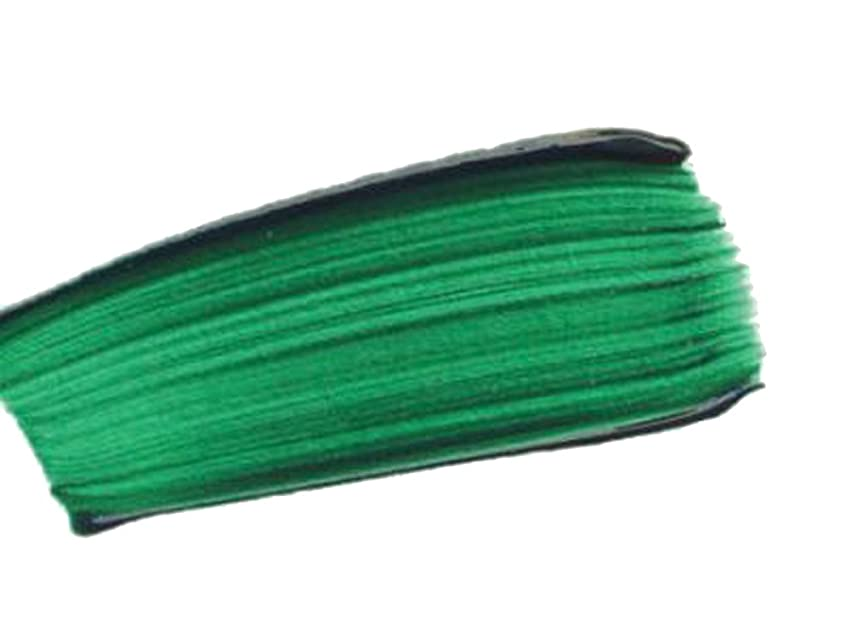 Golden Fluid Acrylics - Pthalo Green (Yellow Shade) - 4 oz Bottle
