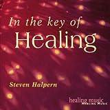 in the key of healing (dt) halpern,steven cd instrument