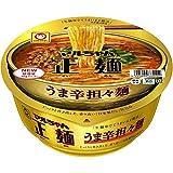 マルちゃん マルちゃん正麺 カップ うま辛担々麺 127g ×12個