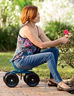 Gardener's Supply Company Low Rider Swivel Scoot