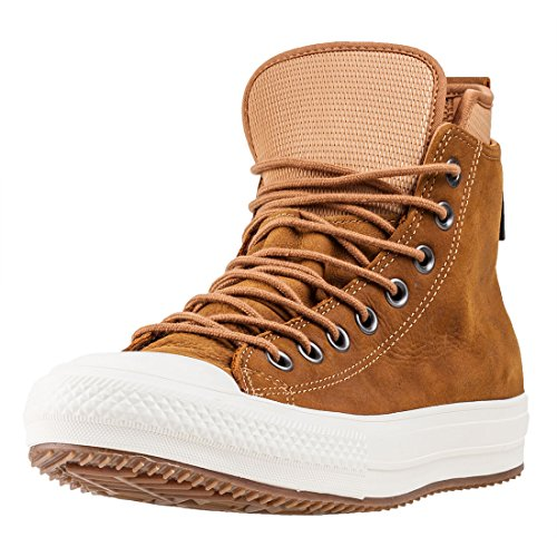 Converse Chuck Taylor All Star Waterproof Hi Boot Men's Shoes Raw Sugar/Egret 157461c (6 D(M) US)
